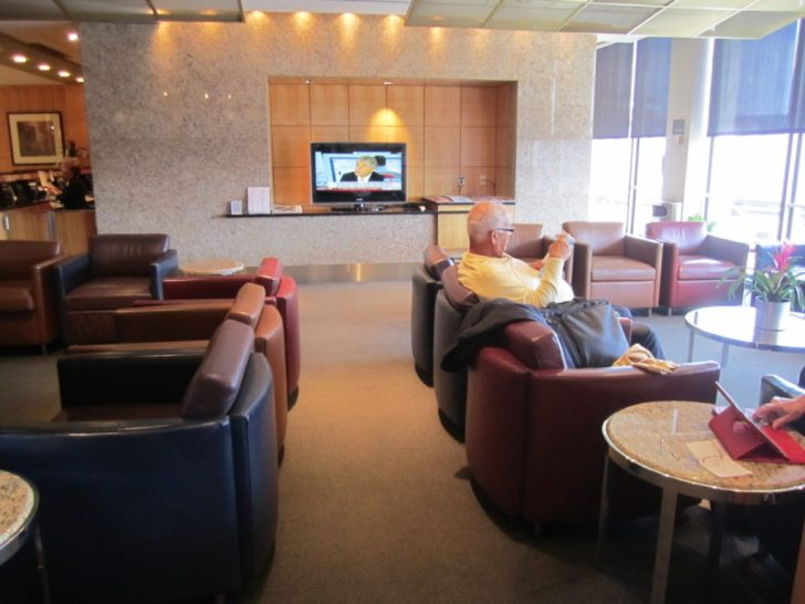Flagship Lounge ORD - Sala VIP American Airlines-26