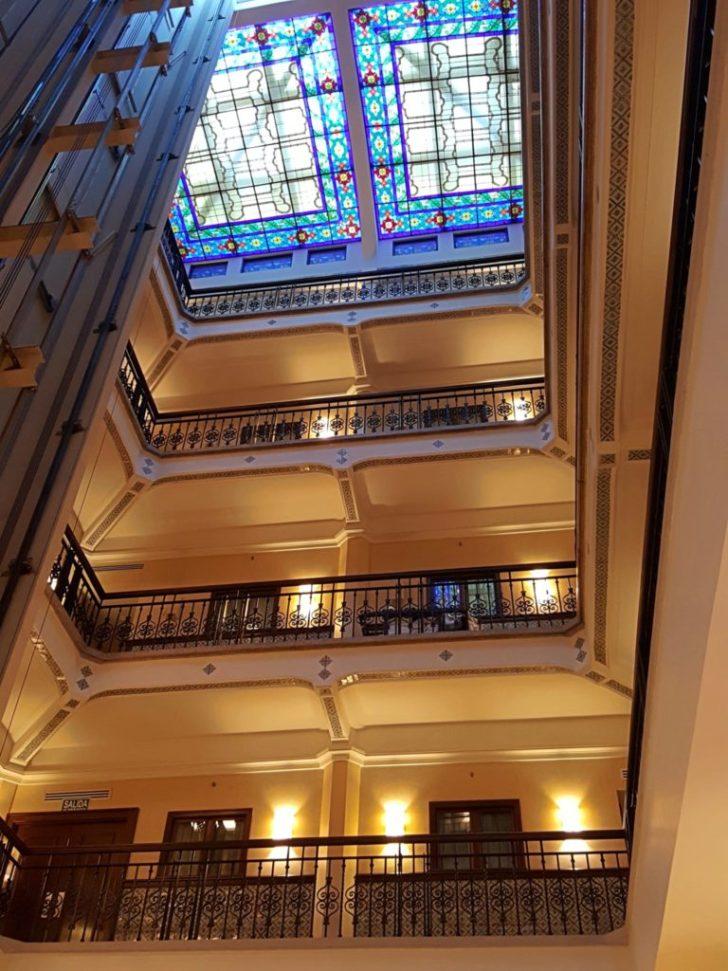 Hampton Inn Suites Mexico City - Centro Historico -22
