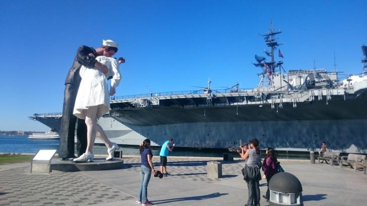 Manchester Grand Hyatt San Diego -A25 - USS Midway