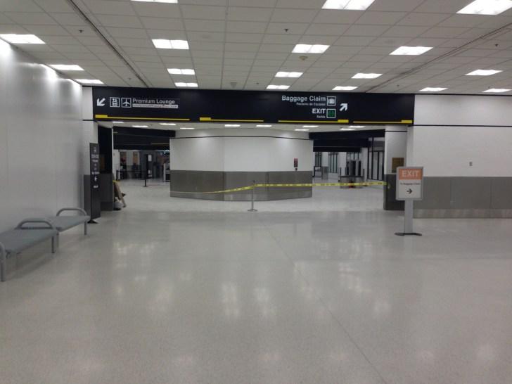 Sala VIP lounge oneworld en Terminal E de Miami - MIA-05