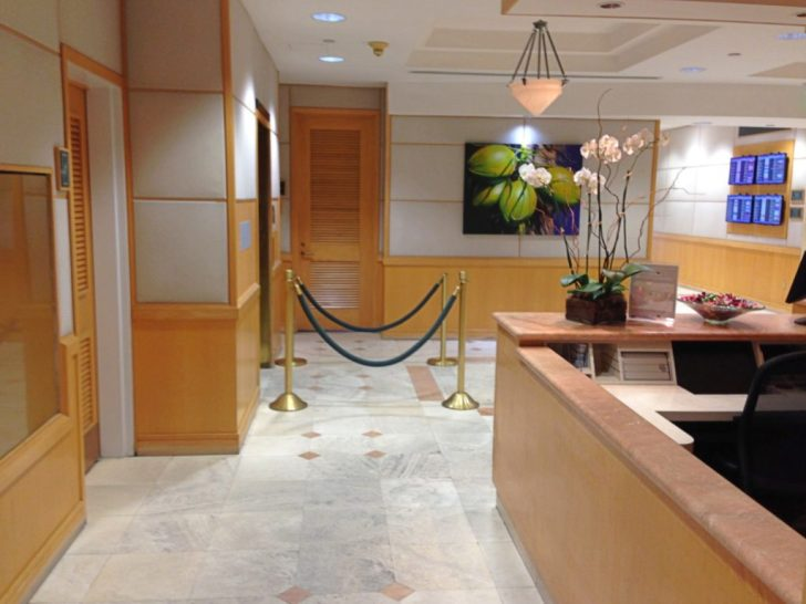 Sala VIP lounge oneworld en Terminal E de Miami - MIA-12