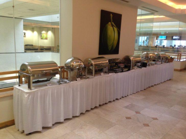 Sala VIP lounge oneworld en Terminal E de Miami - MIA-25
