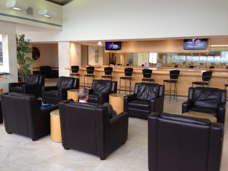 Sala VIP lounge oneworld en Terminal E de Miami - MIA-42