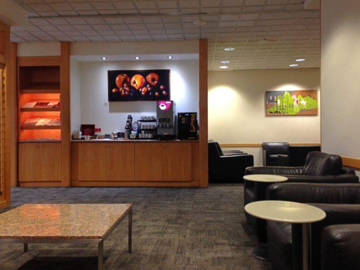 Sala VIP lounge oneworld en Terminal E de Miami - MIA-49