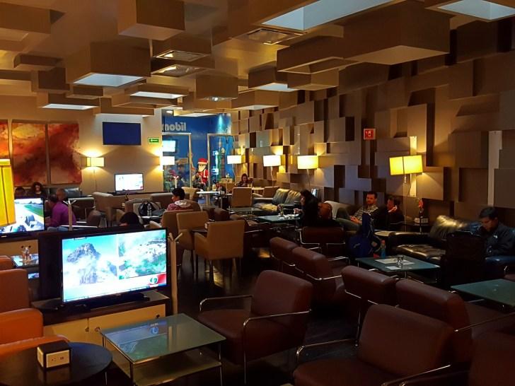 Centurion Lounge Mexico City T1114040