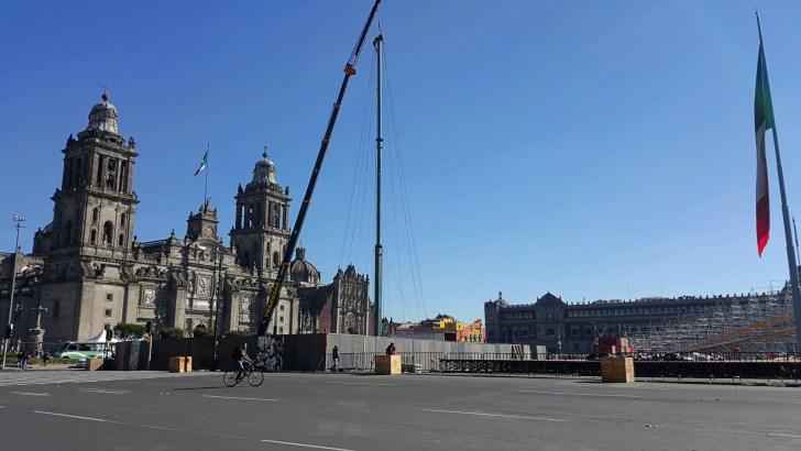 Ciudad de México Turismo Zocalo -07b