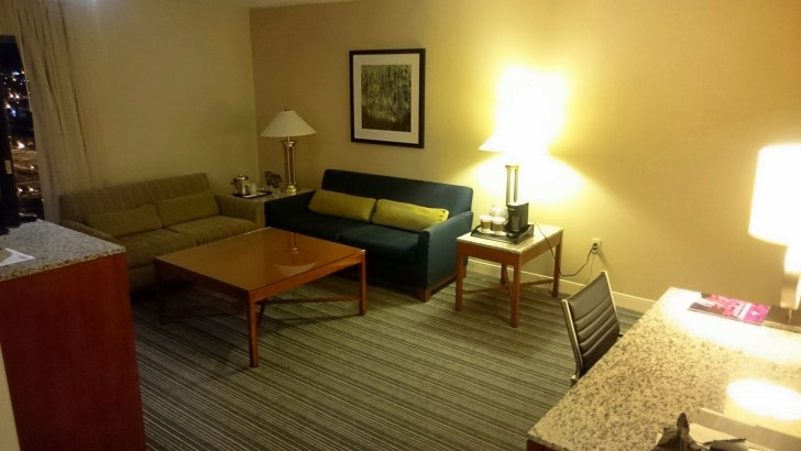 Sheraton Kansas City - Crown Lounge - 2