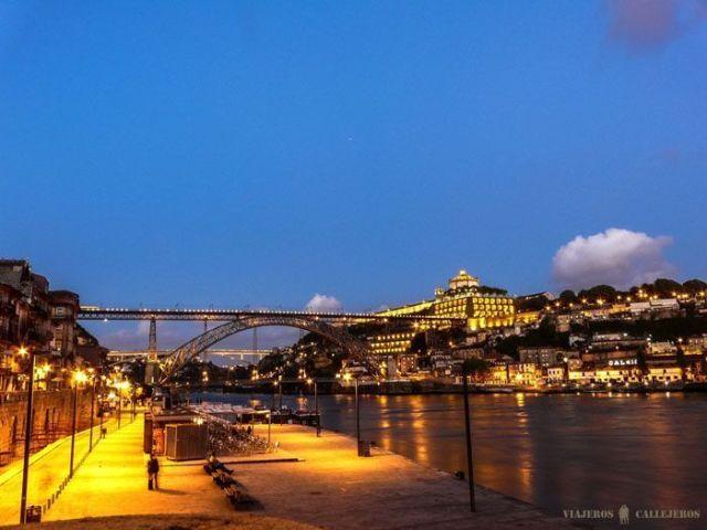 La Ribeira, uno de los mejores lugares que visitar en Oporto