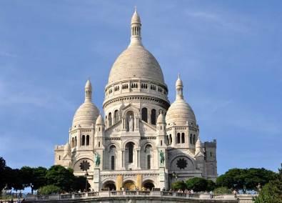 """Basilica of """"Sacré Coeur"""""""