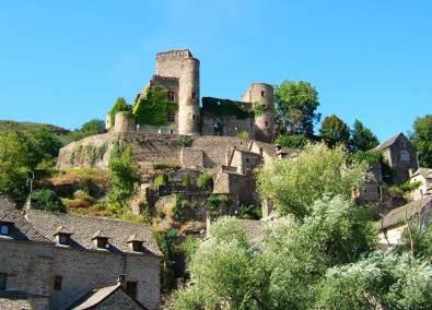 Castle of Belcastel