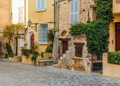 Calles del viejo Antibes