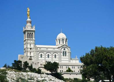 Notre Dame de la Garde – Marseille