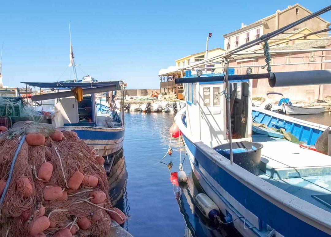 Port of Centuri