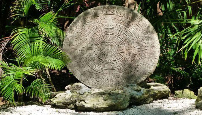 Viajes de Novios Riviera Maya Escultura