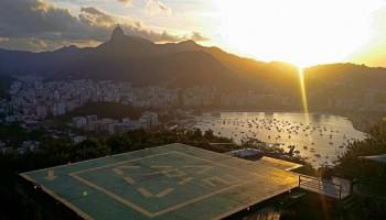 O que fazer no Rio sabado feijoada morro da urca cota 200 20160611_165219