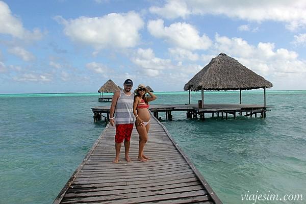 Babymoon: escolhendo um destino em tempos de Zika Babymoon praia Cuba Cayo Guillermo Meliá