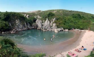 ¿La playa más bonita de Asturias?