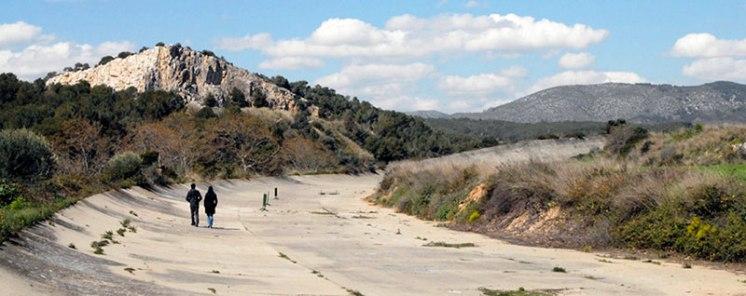 Vista general del autódromo de Terramar