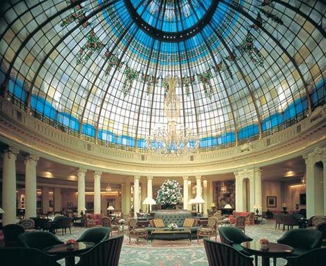 Hoteles de lujo con historia