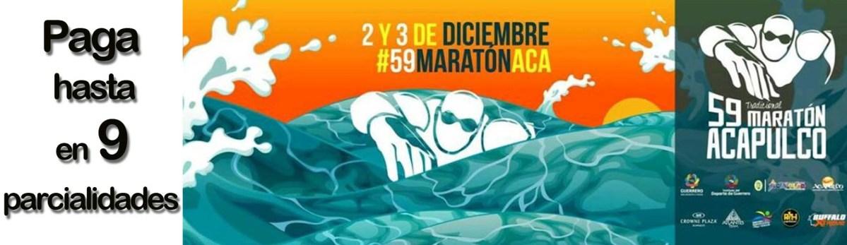 EDICION 59 TRADICIONAL MARATÓN ACAPULCO (GUADALUPANO) 3D,2N, PLAN CON ALIMENTOS