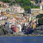 CINQUE TERRE Italia: Mapa, Cómo llegar, Qué ver en Cinque Terre