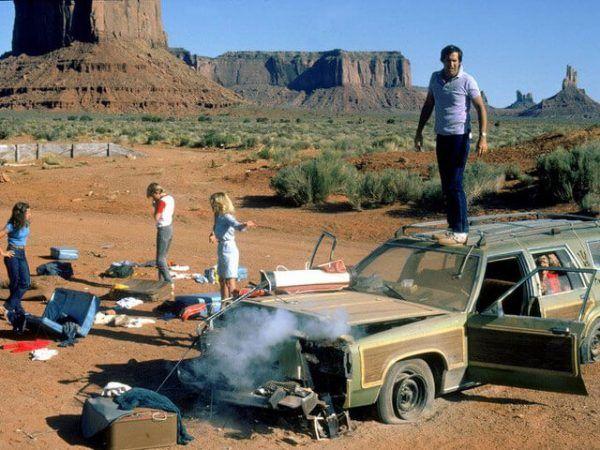 Localizaciones de cine en Monument Valley