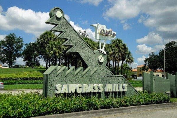 Comprar en Sawgrass Mills Mall