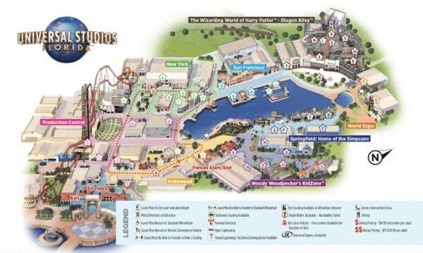 Mega guía para visitar Universal Orlando Resort™