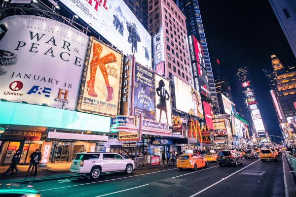 Entradas con descuento para Broadway