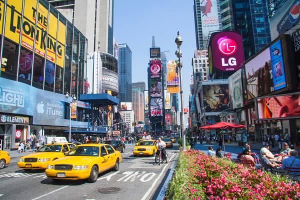 Terrazas de Times Square