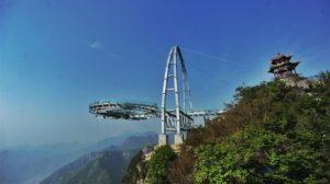 China abre el mirador transparente más grande del mundo