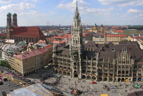 vacaciones a Munich
