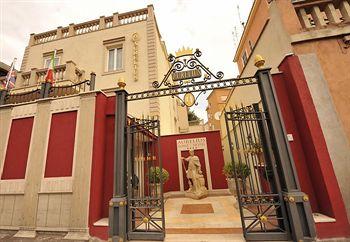 hoteles baratos roma hotel aurelius