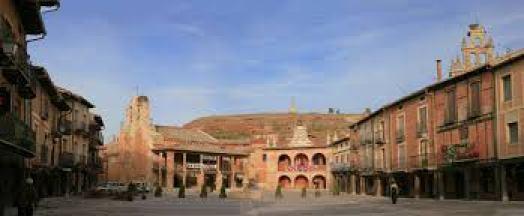 plaza de ayllon