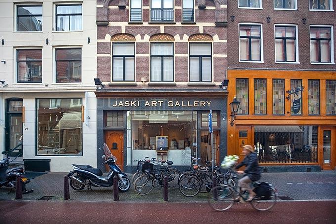 galerias de arte amsterdam