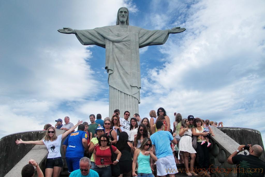 Cristo do Corcovado 05