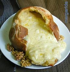 """Pan con queso """"Acibechería"""""""