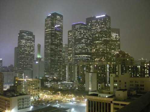 Los Angeles en dos dias