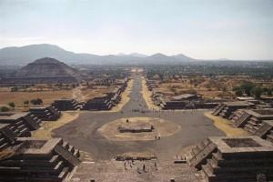 Pirámides Teotihuacan