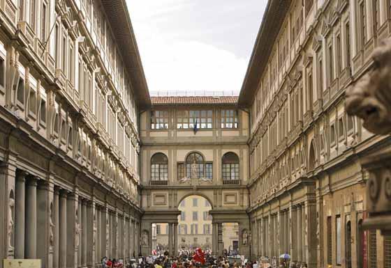 Palazzo Uffizi
