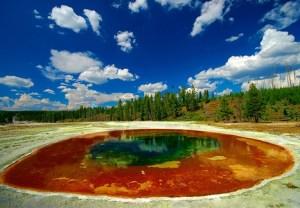 Yellowstone Wyoming