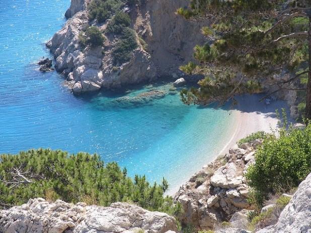 Playa de Apella (Kharpatos)
