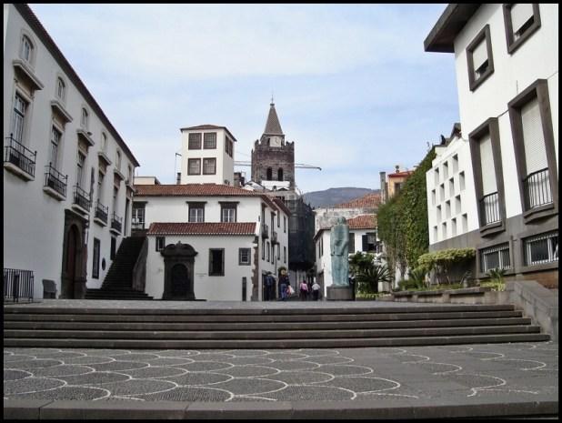 Casco antiguo de Funchal
