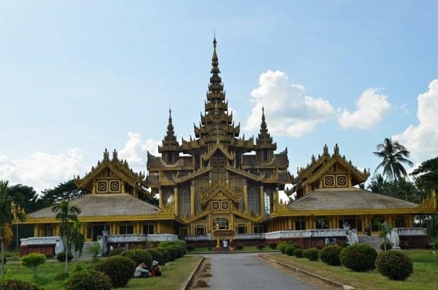 Bago Shwemawdaw Pagoda