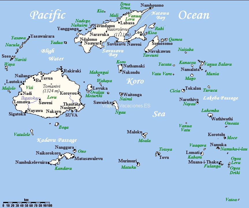 Que Ver En Islas Fiji 10 Islas Imprescindibles De Pelicula