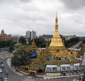 Pagoda Sule