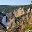 Cataratas de Yellowstone