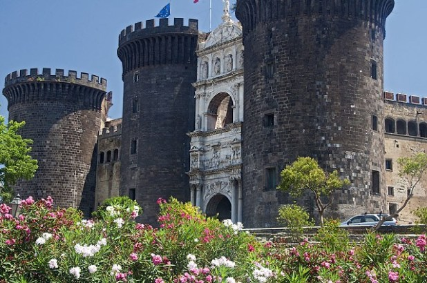 Castel Nuevo Nápoles