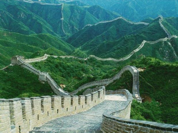 que ver en China