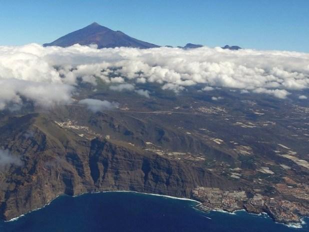 Acantilados Gigantes (Tenerife)